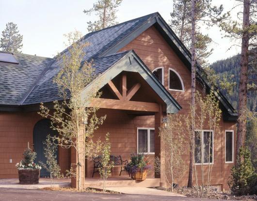 Retirement timber frame homes joy studio design gallery for Timber frame hybrid house plans