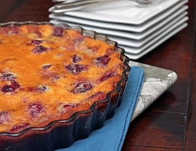 Cherry Clafoutis and Pear Flaugnarde | Dessert Delights | Pinterest