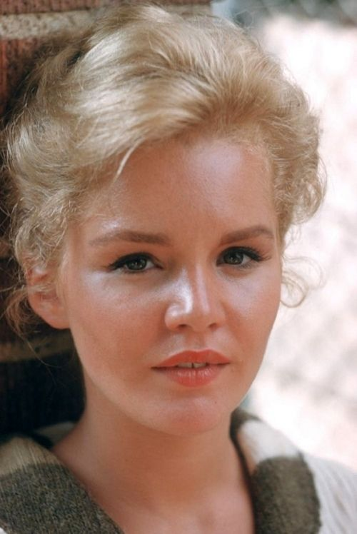 Tuesday Weld...a very pretty young actress back in the early 60s. Some ...