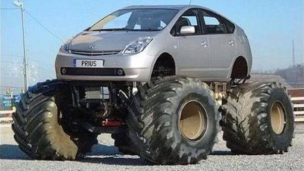 Prius Off Road Autos Post