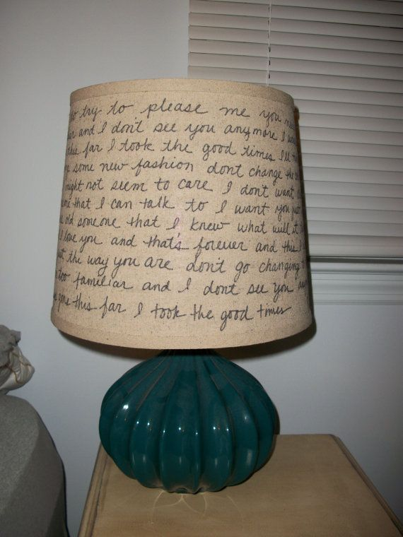 Make your own lampshade decorating ideas pinterest for Decorate your own lampshade