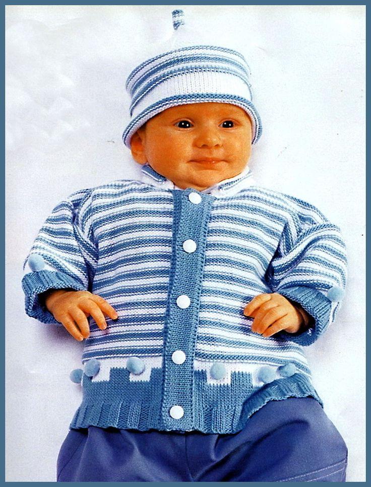 Вязать с капюшоном для малышей