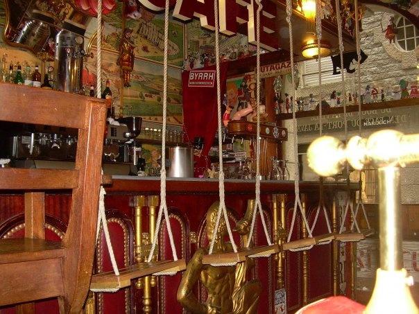 Le Cafe Du Coin D La Rue Saint Malo