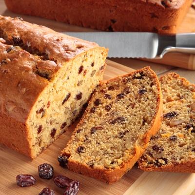 Orange Raisin Nut Bread | Dish Idea: Breads & Doughs | Pinterest