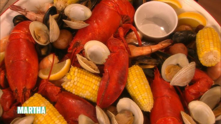 Stove-Top Clambake - Martha Stewart Recipes
