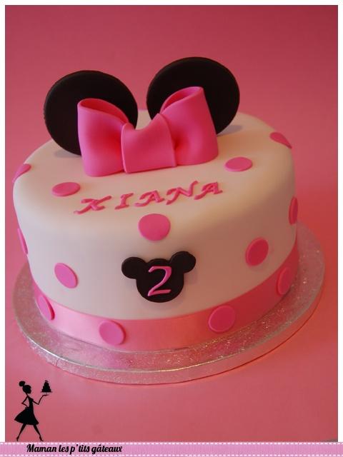 Cake Design Minnie : Disney Cake Design : Minnie Klaire s Birthday Ideas ...