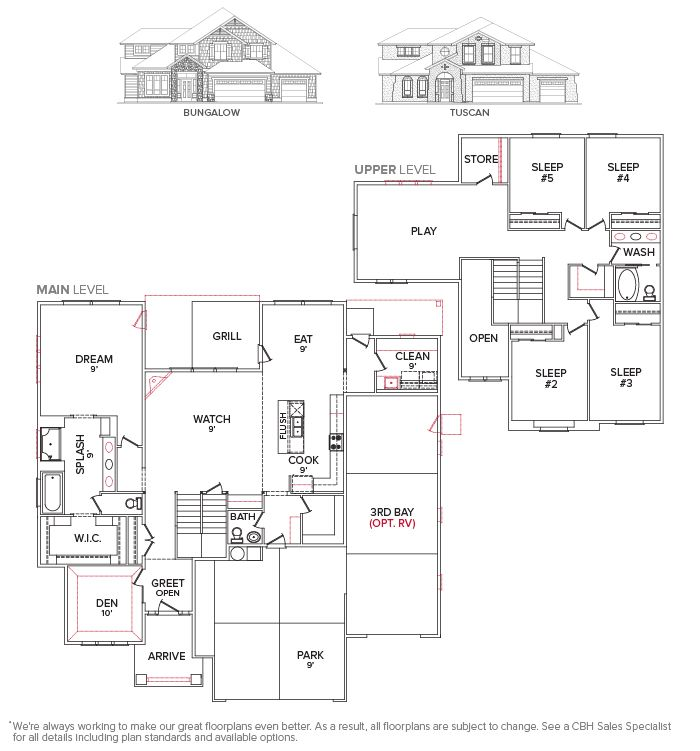 Manhattan 3229 floor plan signature collection homes for Signature house plans