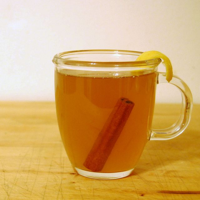 Lemon Bourbon Hot Toddy @Libby Seeger you're the best MIL I could ask ...