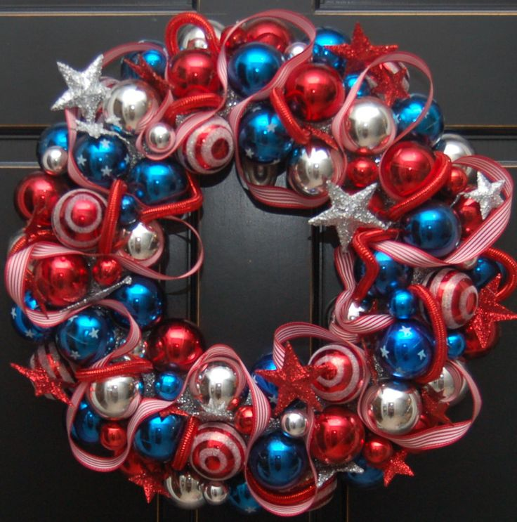 fourth of july wreaths to make