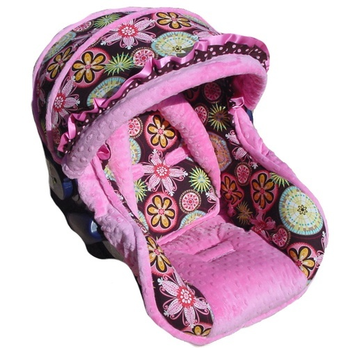 Baby Molly Infant Car Seat Cover