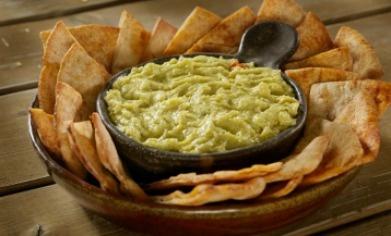 Yum! Artichoke Hummus Dip! #Vegan