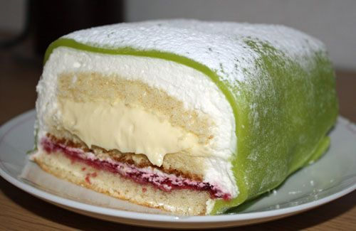 Swedish Princess Cake | 2013 Sweden trip | Pinterest