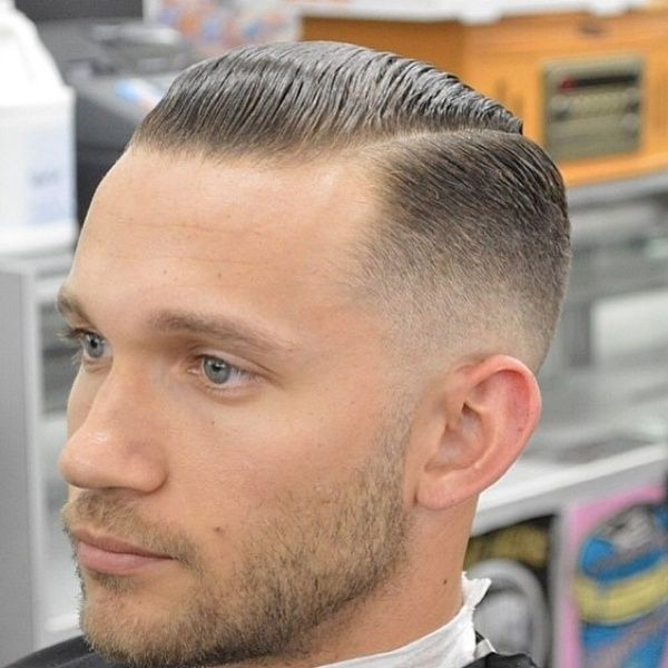 Video Description: Pompadour: Rockabilly haircut (new style 2014 ...