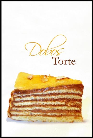 Dobos torte | PRAJITURI !! | Pinterest