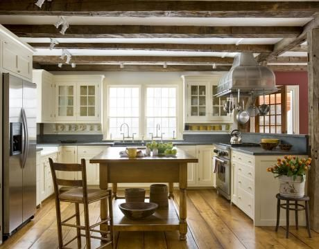 Well-Crafted Vintage Kitchen | Cultivate