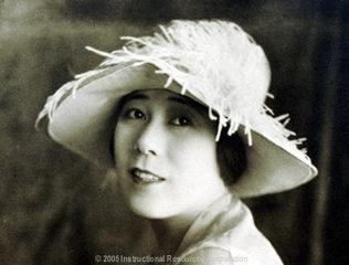 Tsuru Aoki   Jazz Age Beauties