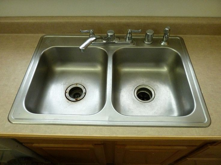 how to remove a kitchen sink and faucet diy pinterest