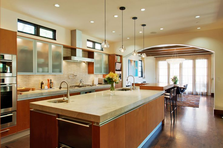 Idea kitchen by Snaidero USA Los Angeles. Italian modern designs.