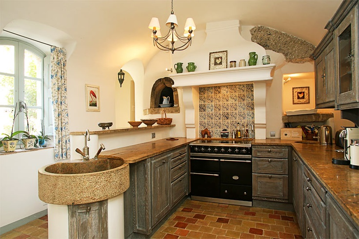 19 provencal kitchen ideas lentine marine 67945. Black Bedroom Furniture Sets. Home Design Ideas