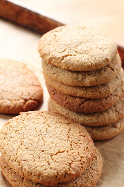 More like this: ginger cookies , gingers and triples .