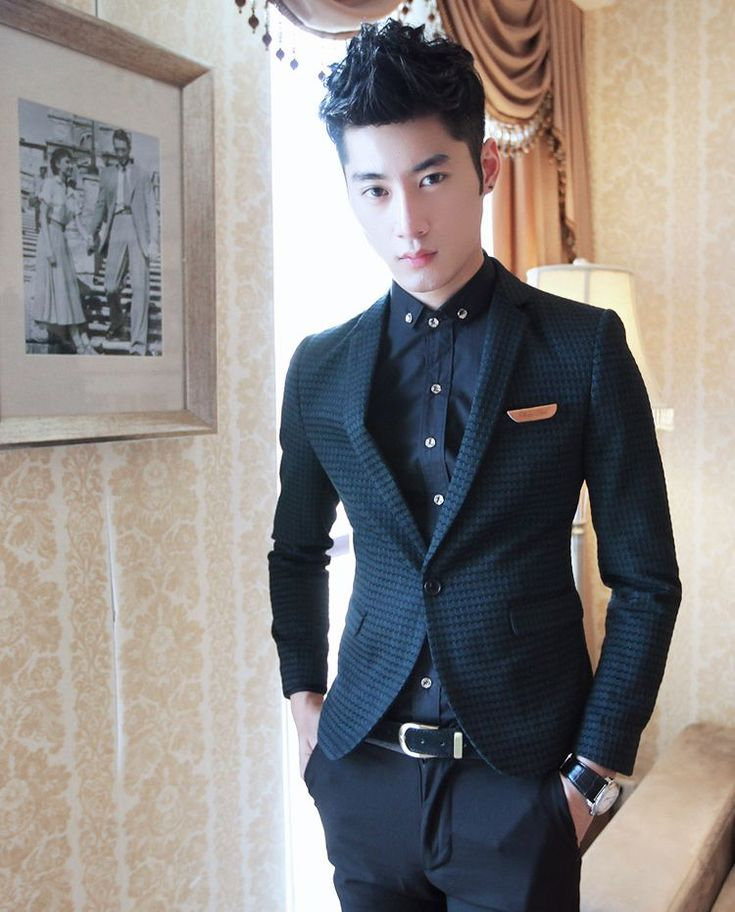 Korean Fashion Asian Fashion For Men Pinterest