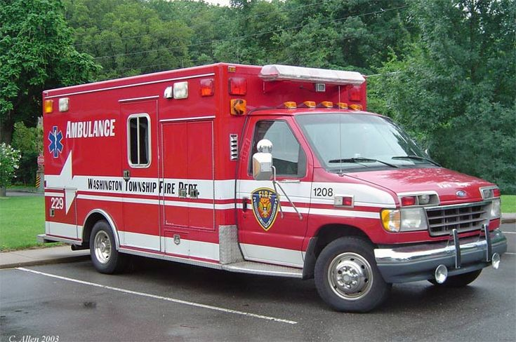 Vintage Ambulance Photos 114