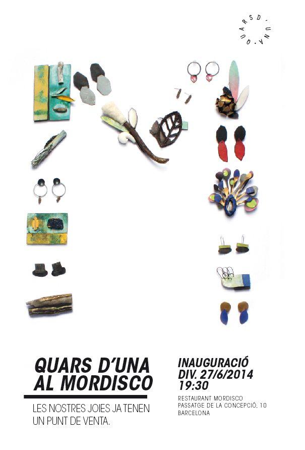 QUARS D'UNA AL MORDISCO 24 juin 2014 - Barcelona
