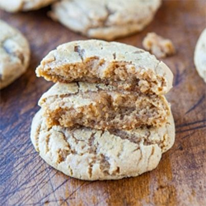 Soft and Chewy Brown Sugar Maple Cookies | Baking & Decadent Desserts ...
