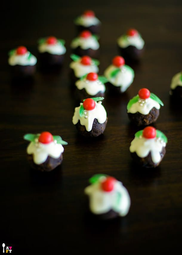 Festive Christmas Rum Balls | It's beginning to look a lot like Chris ...