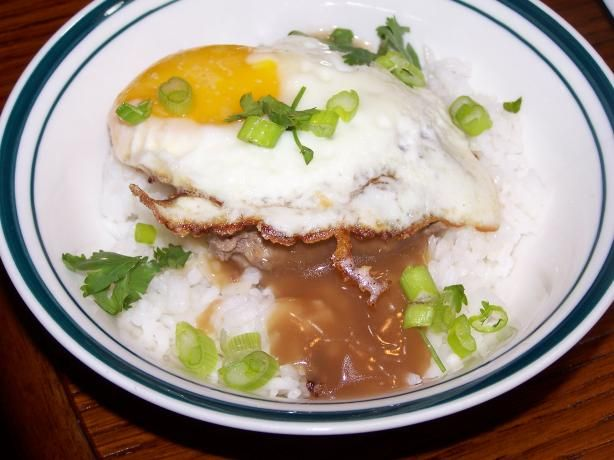 Caramelized Onion And Beef Loco Moco Recipes — Dishmaps