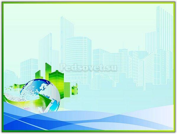 """Шаблон (фон) презентации """"Экология""""-1: pinterest.com/pin/78250112250704104"""