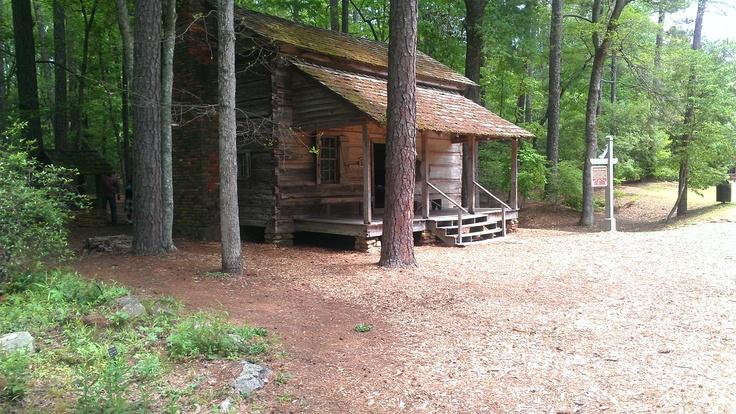 pioneer log cabin callaway gardens pinterest
