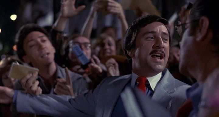 Robert De Niro in  Kin...