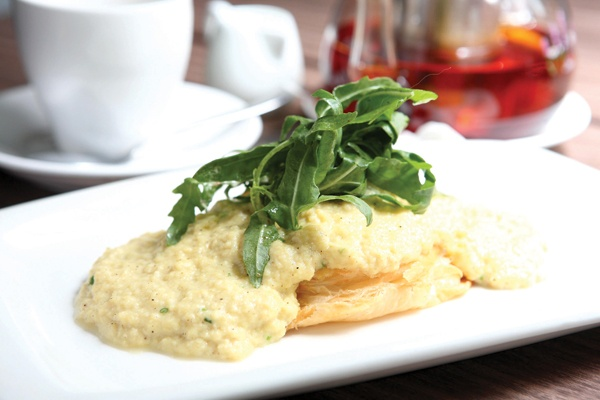 French-style scrambled eggs, Madison | Home Sweet Shanghai | Pinterest