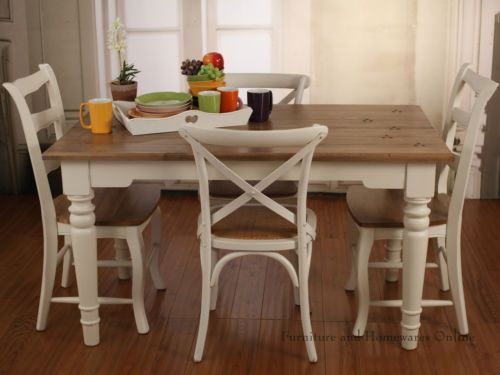 French Provincial Farmhouse Dining Table BRAND NEW : b20e3a350119d1c189dc3100301ceb35 from pinterest.com size 500 x 375 jpeg 25kB