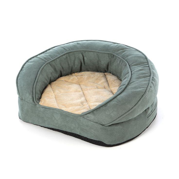 Hayneedle Dog Bolster Bed