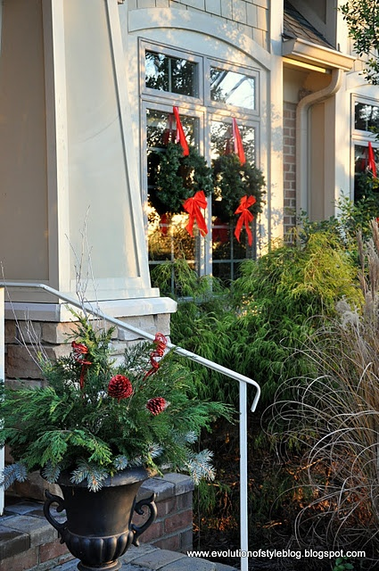 Christmas Decorations At Haskins : Discover and save creative ideas