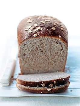 Oatmeal Wheat Bread | Recipe