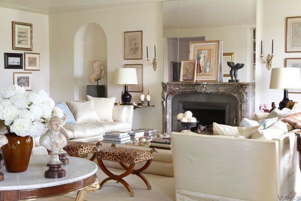 Luxe Upper East Side Apartment - Adrienne Vittadini Design - Veranda