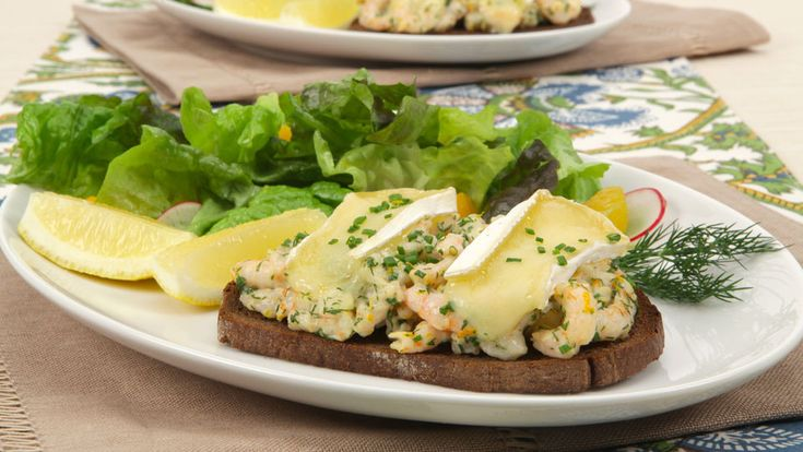 Shrimp and Brie Melts - Recipes - Best Recipes Ever - A hit of orange ...