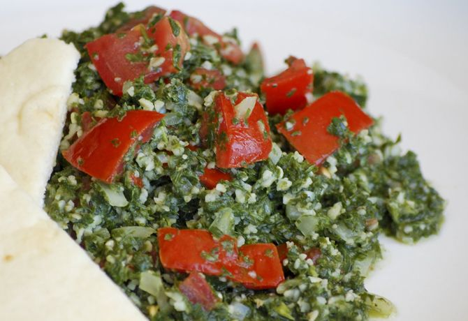 Tabbouleh Salad | Simply Delicious | Pinterest