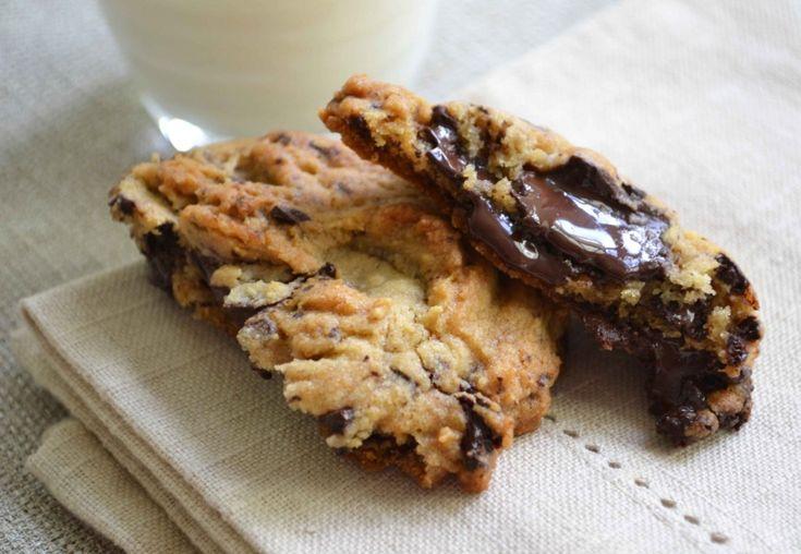 Chocolate Chunk Cookies | Cookies | Pinterest