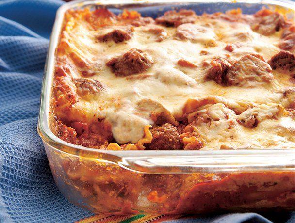 fettuccine meatball lasagne egg noodle fettuccine meatball lasagna