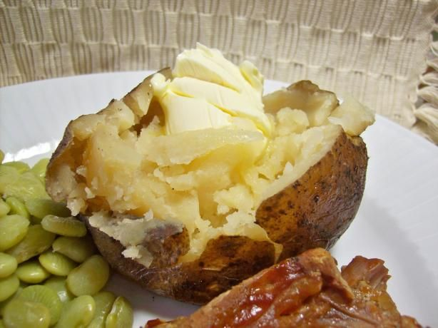 Crock Pot Baked Potatoes | Recipe