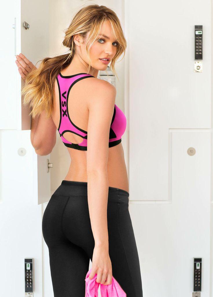 candice swanepoel workout clothing victoria secret