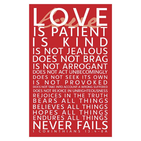 valentine quote bible