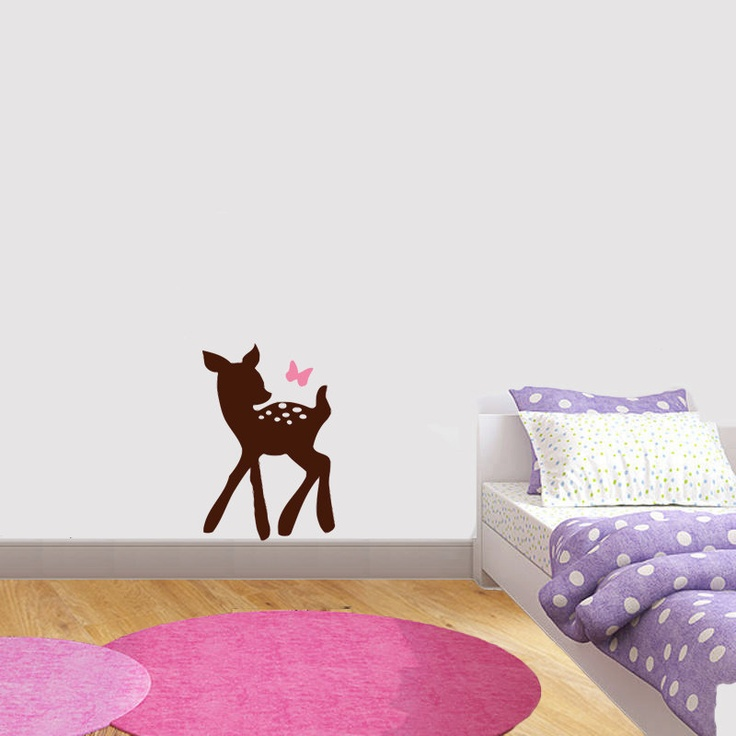 pin by katja esins on kizi pinterest disney bambi wall stickers for kids wallstickery com