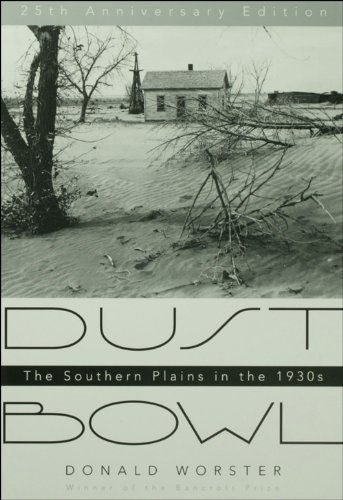 dust bowl donald worster thesis