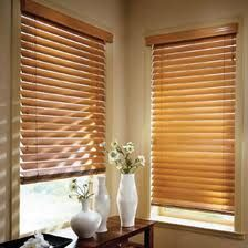 I forgot about wooden blinds.. and how much I love them! I must have for our house!