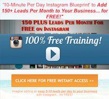 Instagram Marketing Training